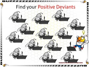 Positive Deviants