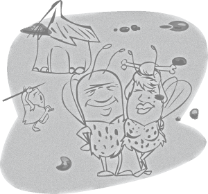 cave drawing